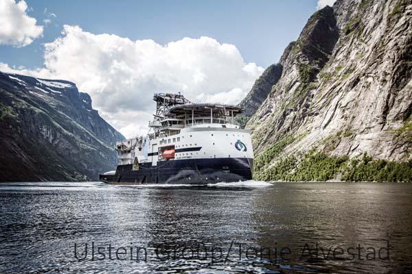 Island Perfomer - Ulstein Group/Tonje Alvestad