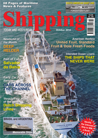 Shipping T&Y October 2014