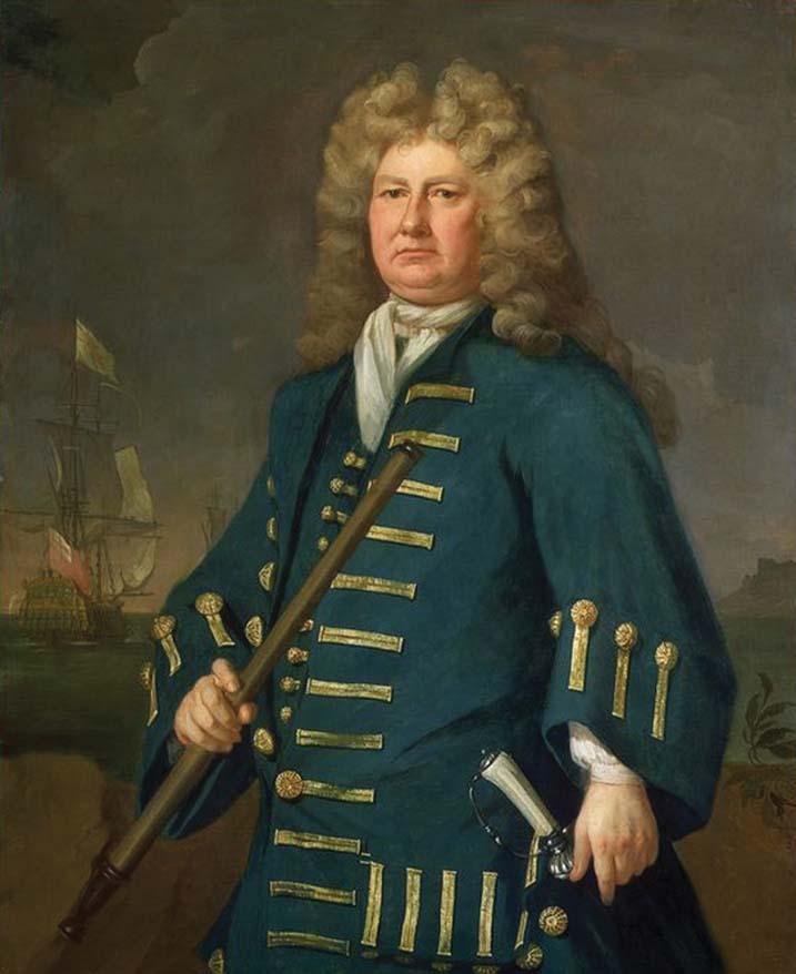 Sir Cloudesley Shovell
