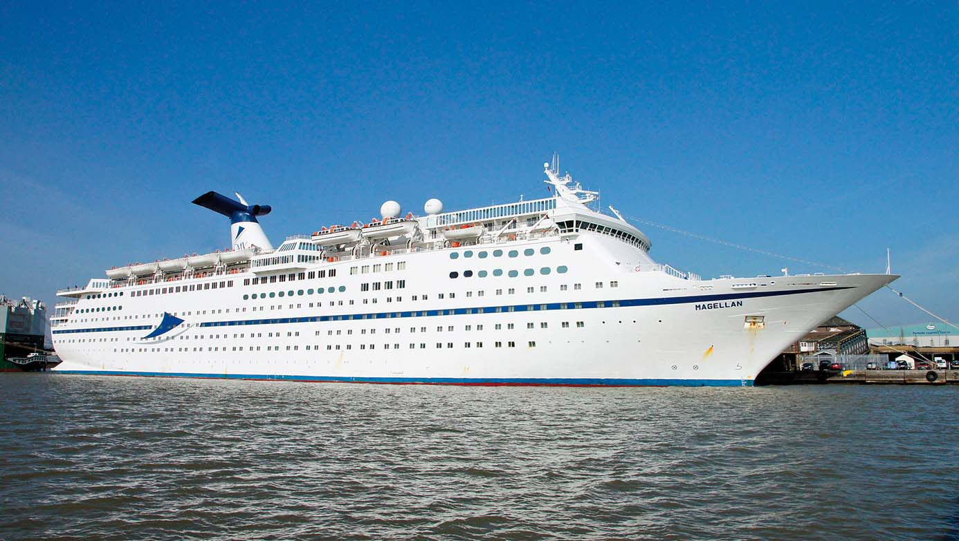 CMV Ship Debut Shipping Today Yesterday Magazine - Magellan cruise ship