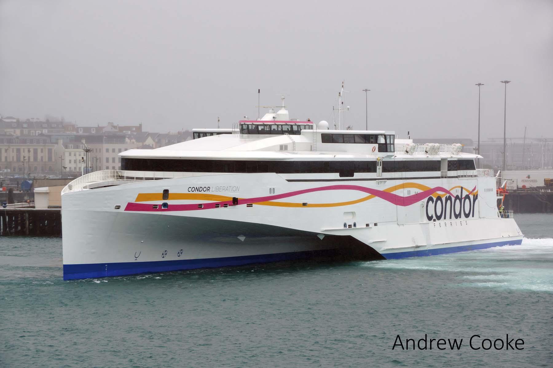 Condor Liberation Shipping Today Amp Yesterday Magazine