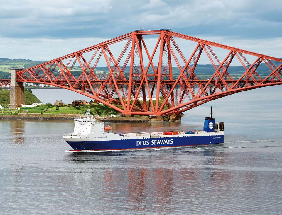 Scottish Link Investment - Shipping Today & Yesterday Magazine