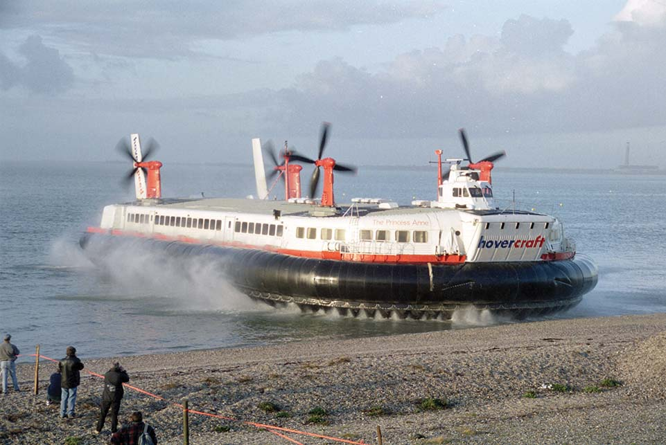 fight for historic hovercraft