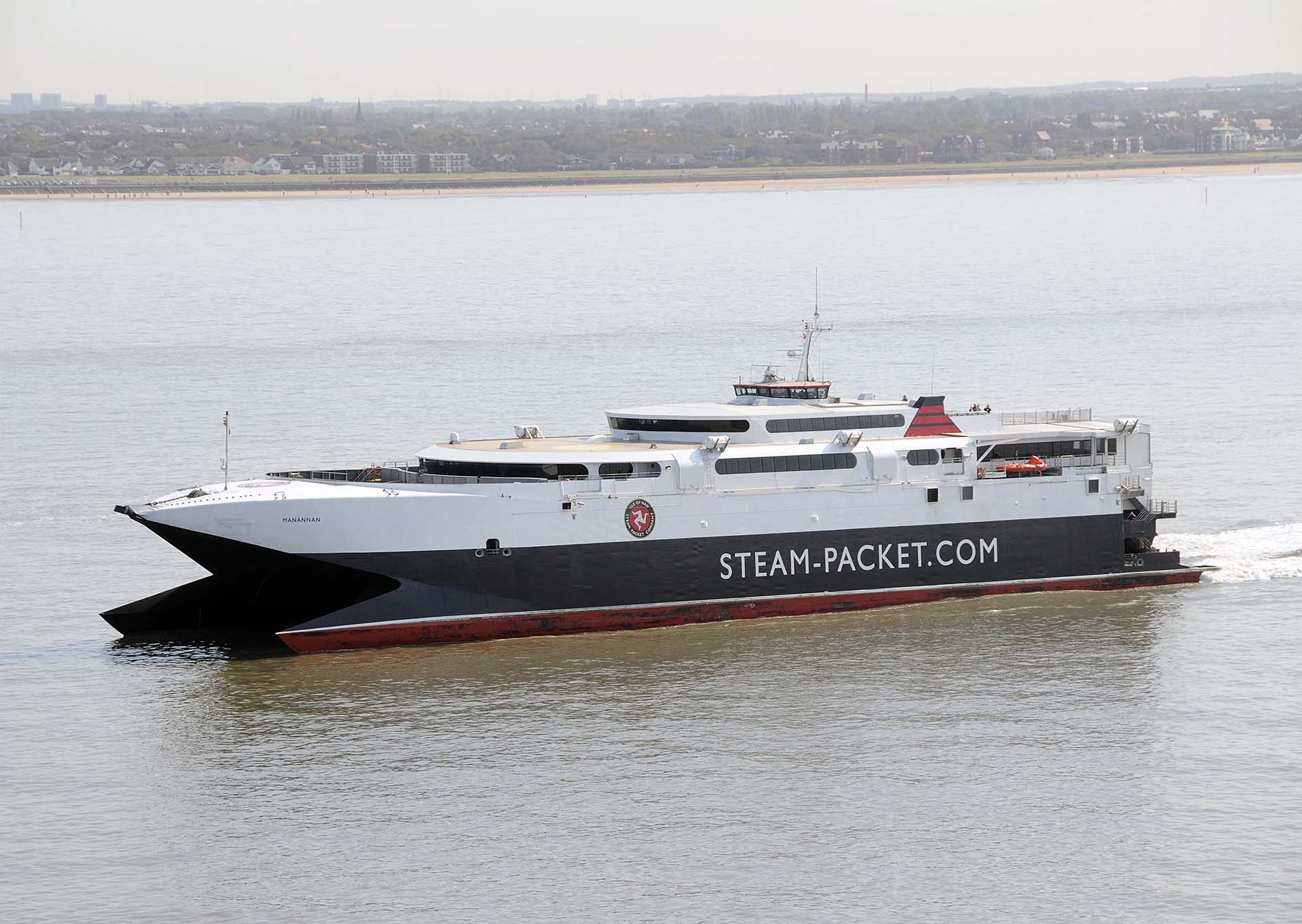 Fast Ferry Services Crack at Easter - Shipping Today & Yesterday
