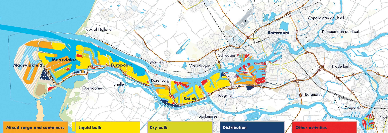 Rotterdam Shipping Today Amp Yesterday Magazine