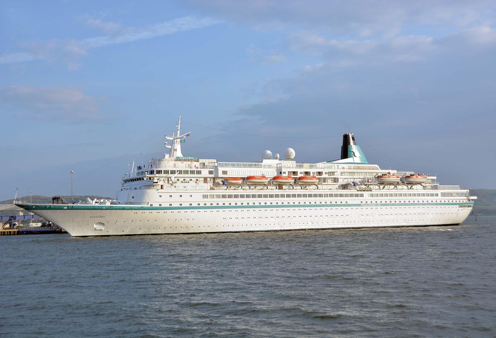 Belfast Shipping Today Yesterday Magazine - Royal odyssey cruise ship