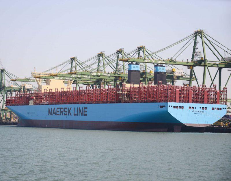 Madrid Maersk - Shipping Today & Yesterday Magazine